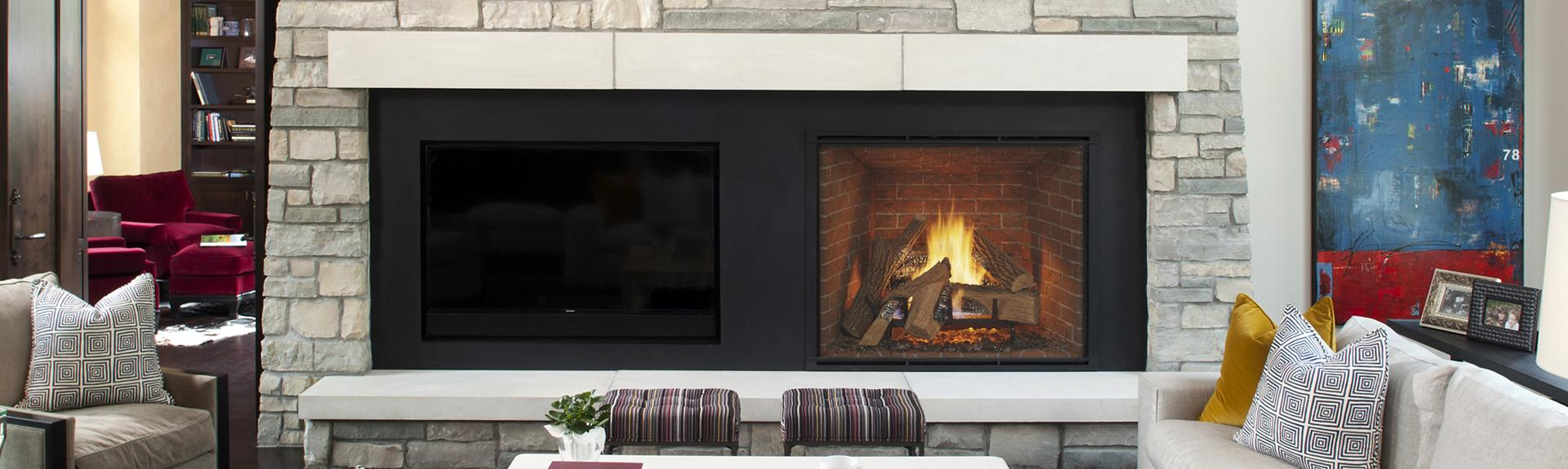 Natural Gas Vs Wood Burning Fireplaces Pros And Cons